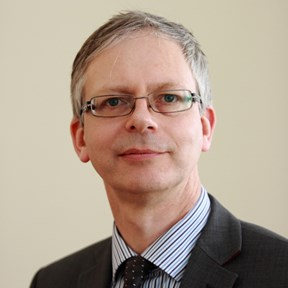 Profile photo for Dr Tim Bradshaw  - Chief Executive