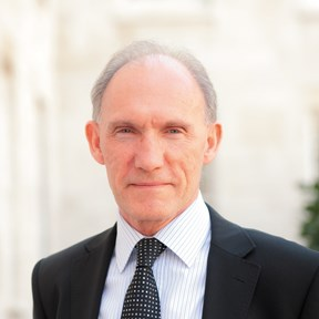 Profile photo for Professor Sir David Greenaway