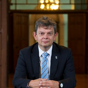 Profile photo for Professor Sir Anton Muscatelli - Chair